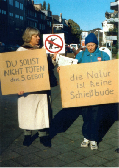 chache_Haas_Demo_Ddorf